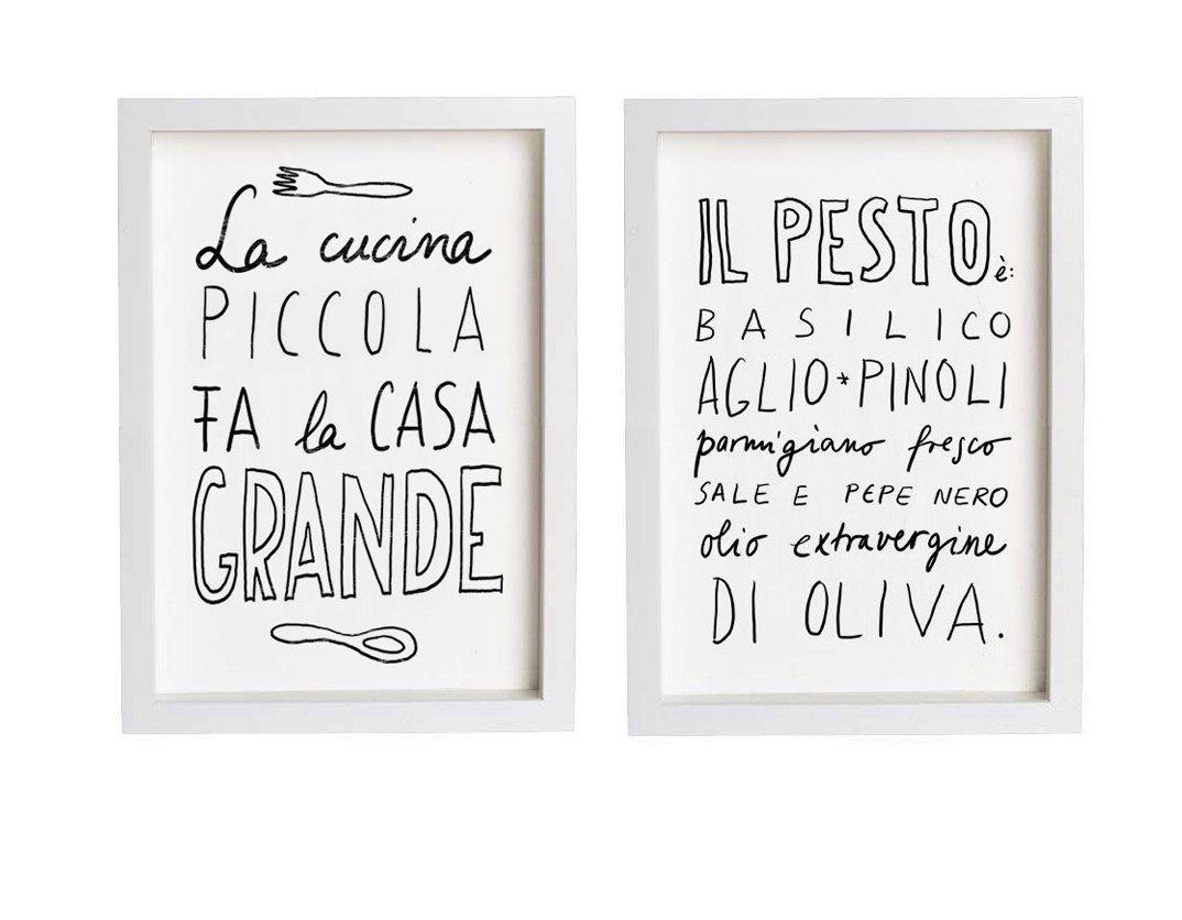 La cucina piccola fa la casa grande | Day by Day | Pinterest ...