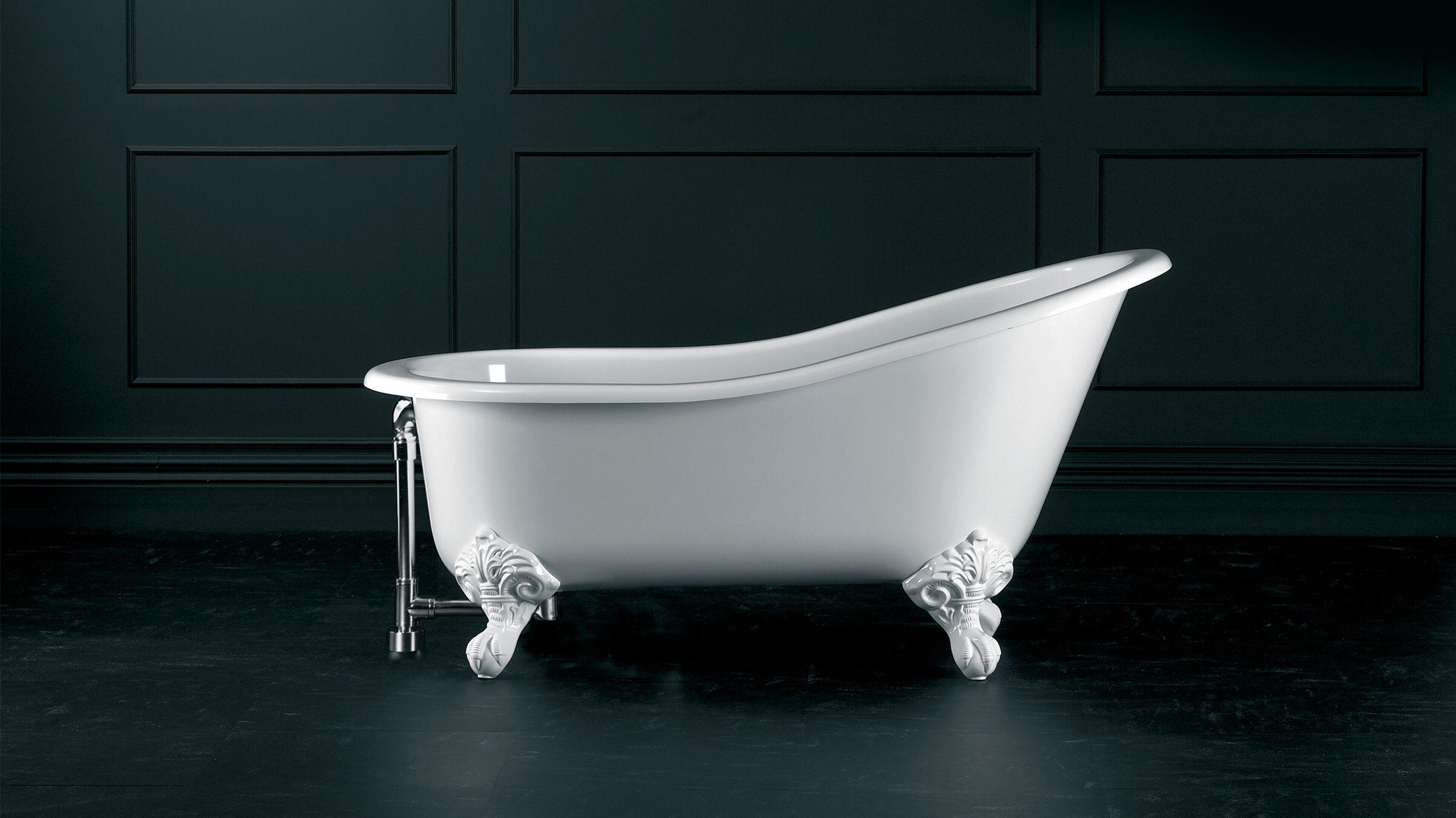 Shropshire  Clawfoot Slipper Tub - Victoria + Albert Baths