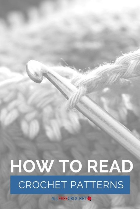 Learn How To Crochet Today In 3 Easy Steps | Crafts | Pinterest ...