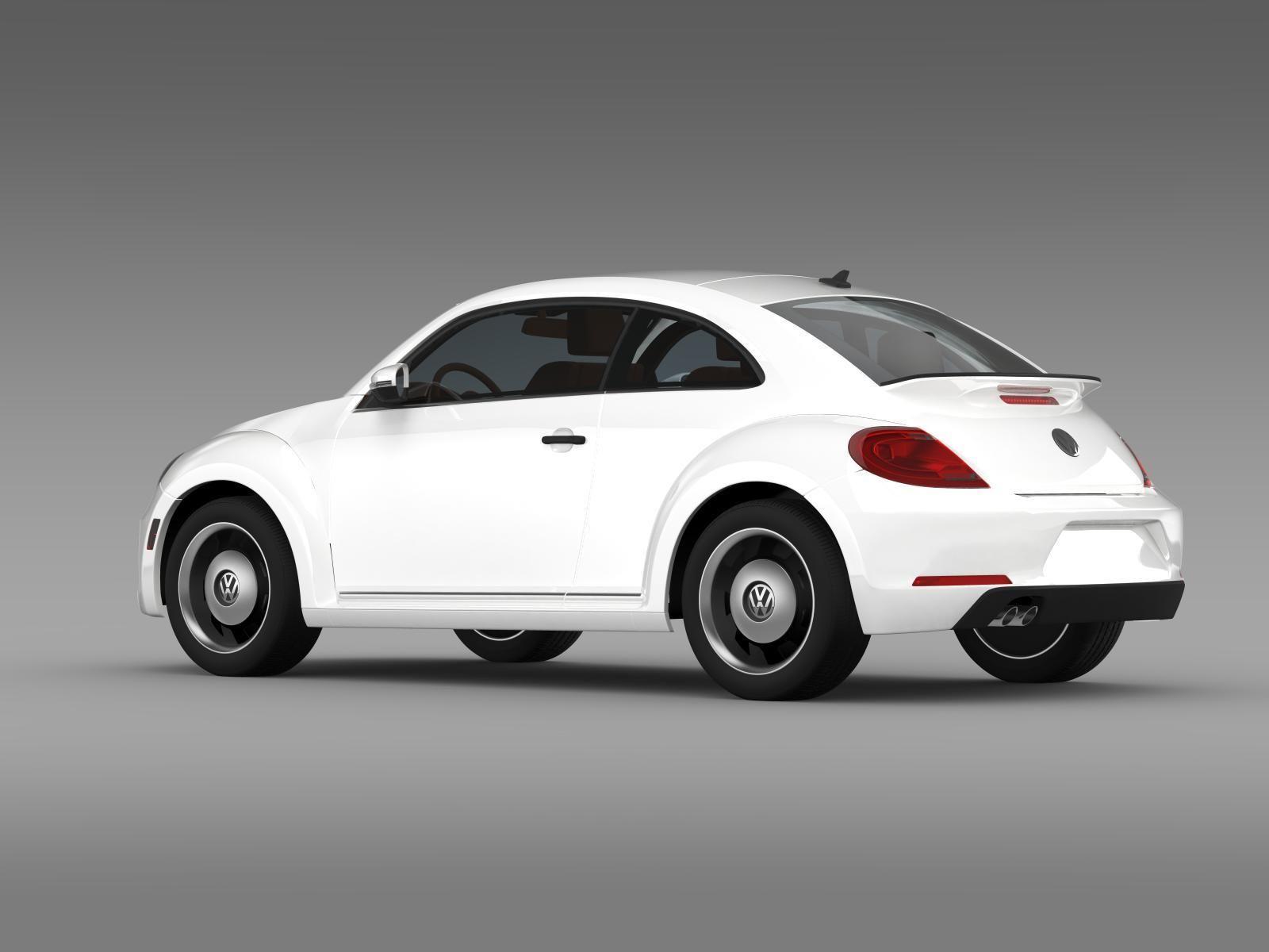 28100c4153fd3c Volkswagen Beetle Classic 2015  Beetle