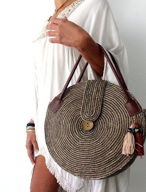 Todas las bolsas de madera que querrás comprar para la primavera  – Bolsa