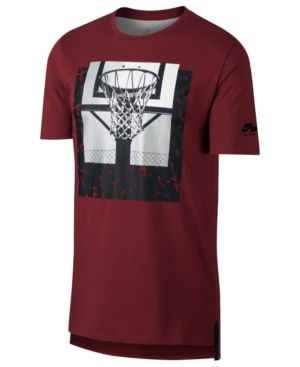 e4dc2ee0d6ee2a NIKE MEN S BASKETBALL GRAPHIC T-SHIRT.  nike  cloth