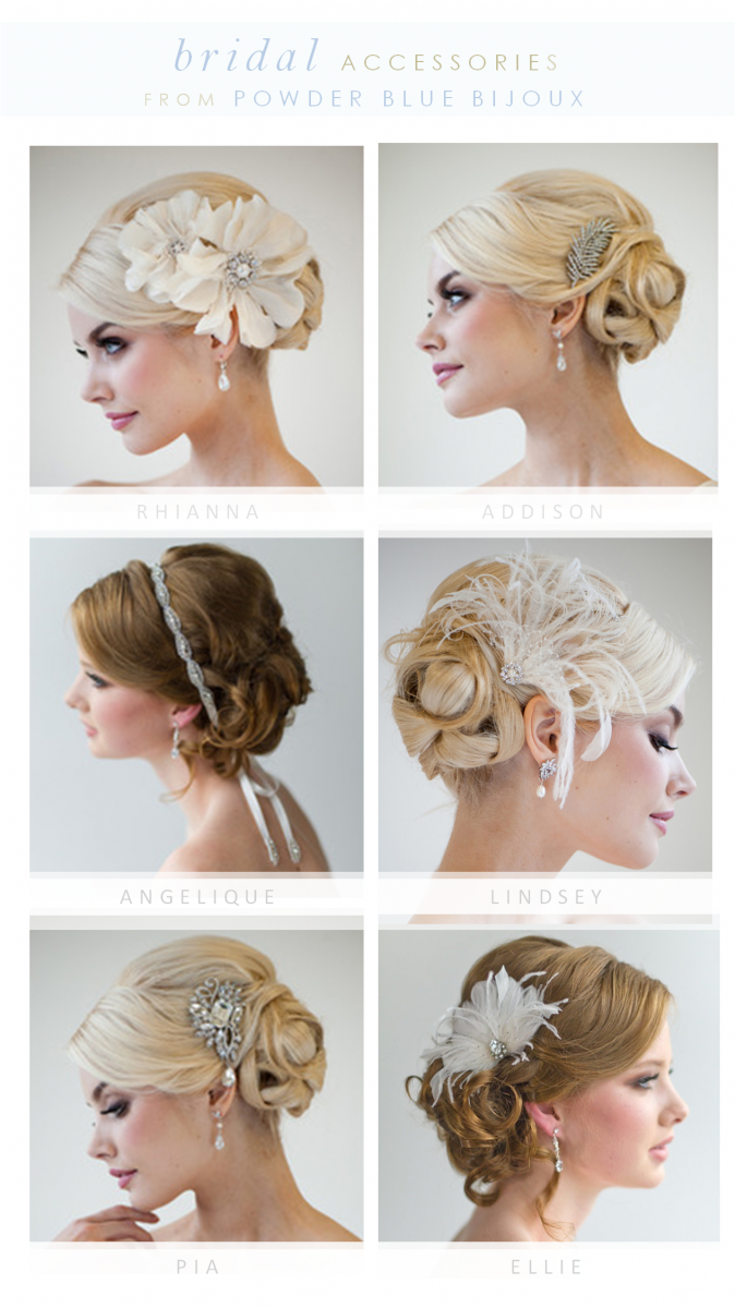 Bridal accessories ideas | tkd-atlanta.com | Bridal Accessories ...