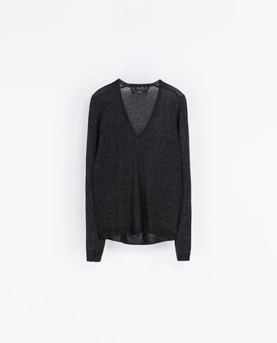 ZARA - WOMAN - MERINO WOOL SWEATER $80.