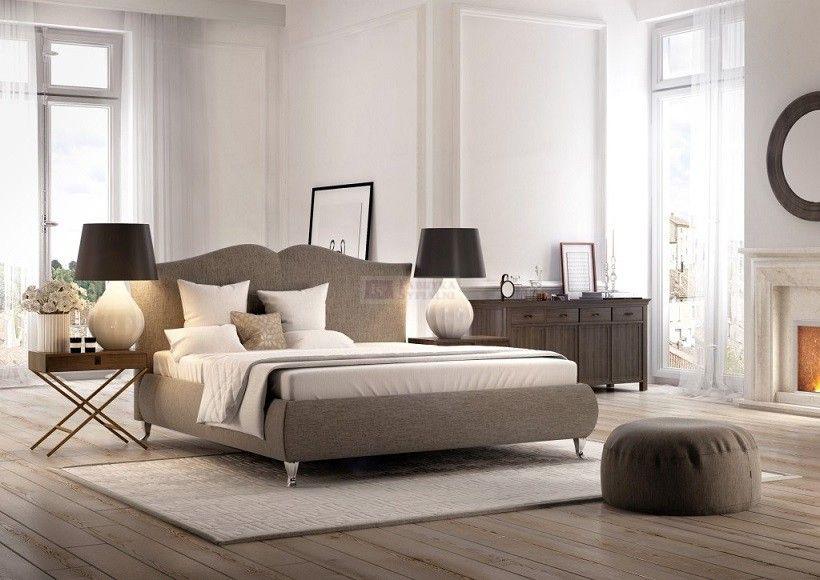 łóżko Tapicerowane Milano New Design Beds łóżka