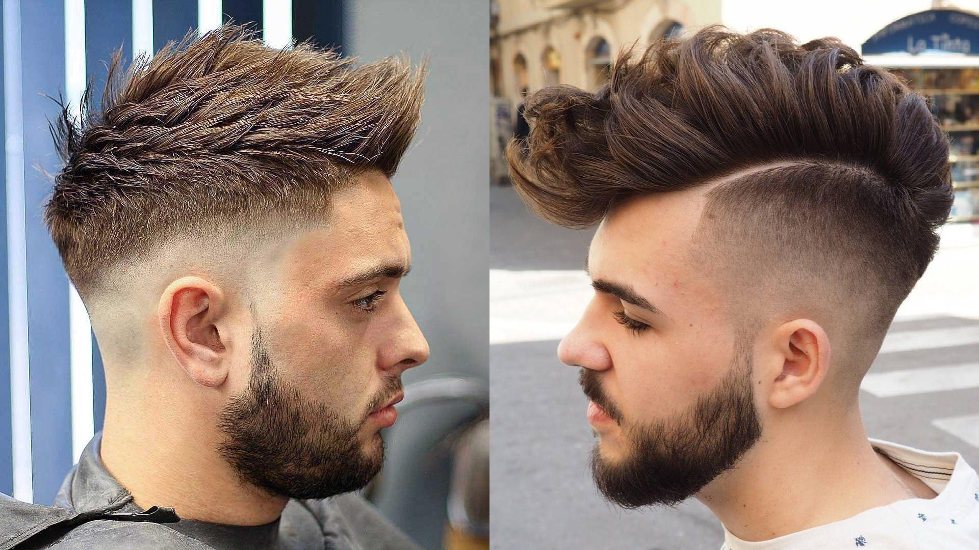 21 Atemberaubende Fohawk Frisuren Fur Manner In Dieser Saison Frisuren 2019 Neue Haarschnitte Und Haarfarben Hair Styles Public