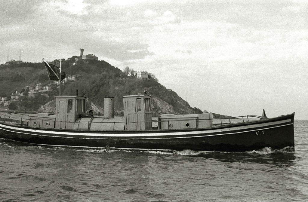 V-7 de la Armada.