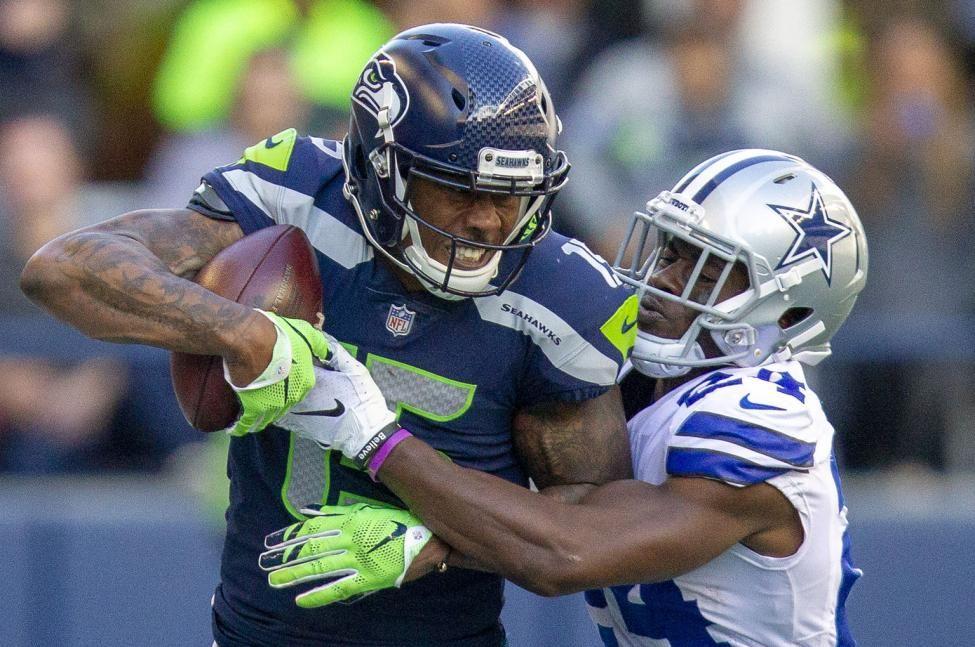Seattle Seahawks release WR Brandon Marshall Seattle