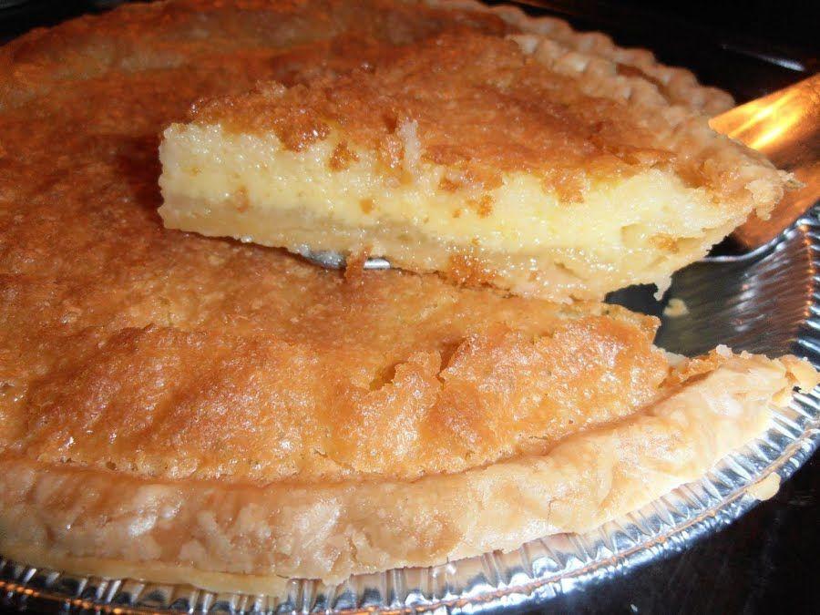 Buttermilk Pie Recipe Buttermilk Pie Desserts Buttermilk Pie Recipe