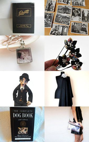 Little Black Book by lisa bodiker on Etsy--Pinned with TreasuryPin.com