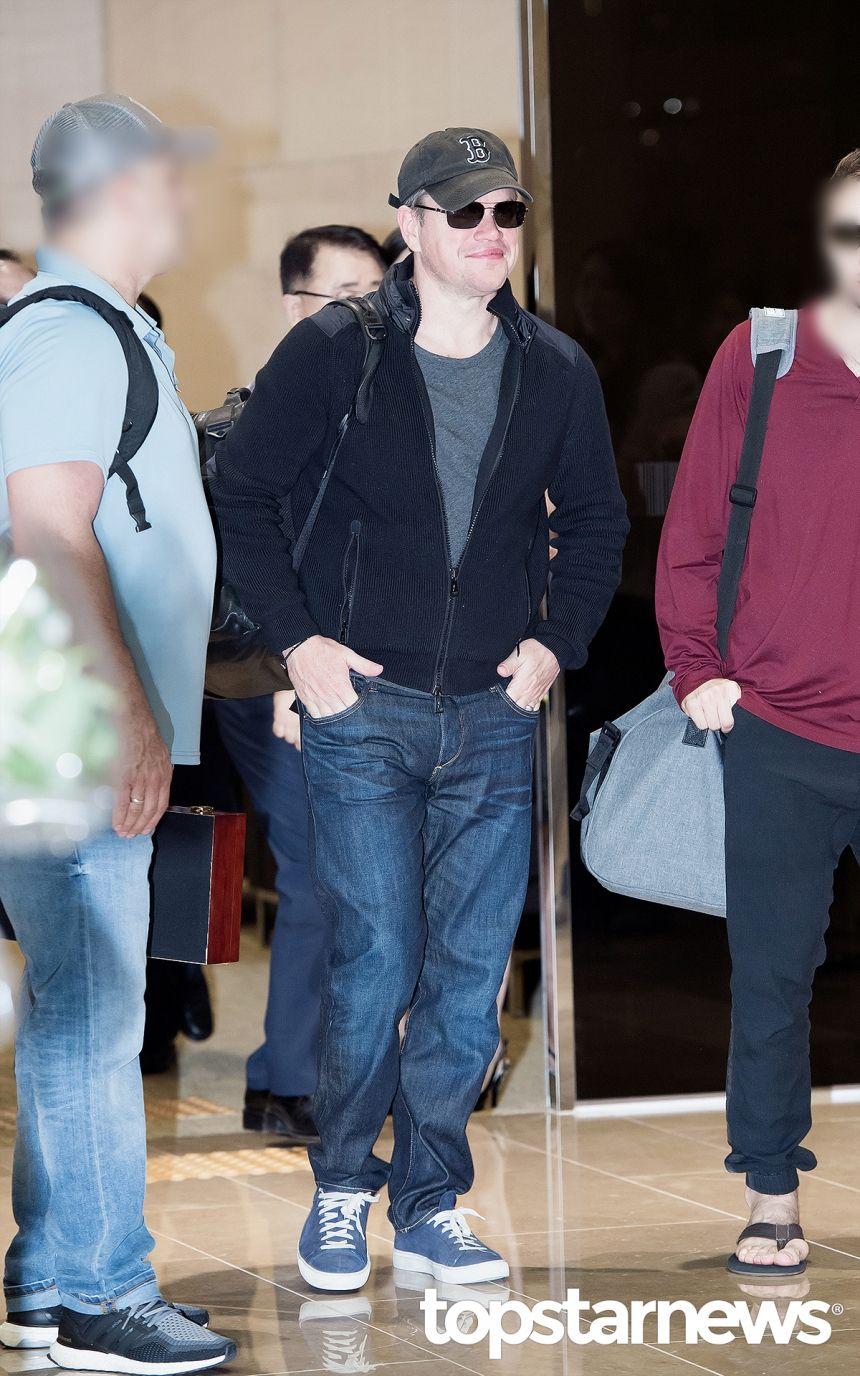[HD포토] 맷 데이먼 (Matt Damon) 3년 만에 다시 돌아온 제이스 본 #topstarnews