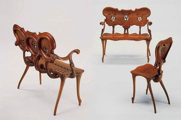 artistic furniture. Did You Know That Both Gaudi And Dali Have Created Furniture? Check Out These Artistic Furniture Pieces By The Spanish Artists Choose Your Favorite.