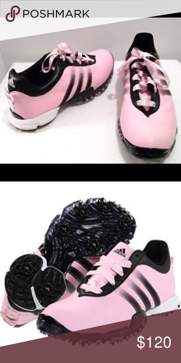 adidas Shoes Adidas golfsko underskrift Paula 2.0    adidas sko   title=          Ladies Adidas Golf Shoe Signature Paula 2.0