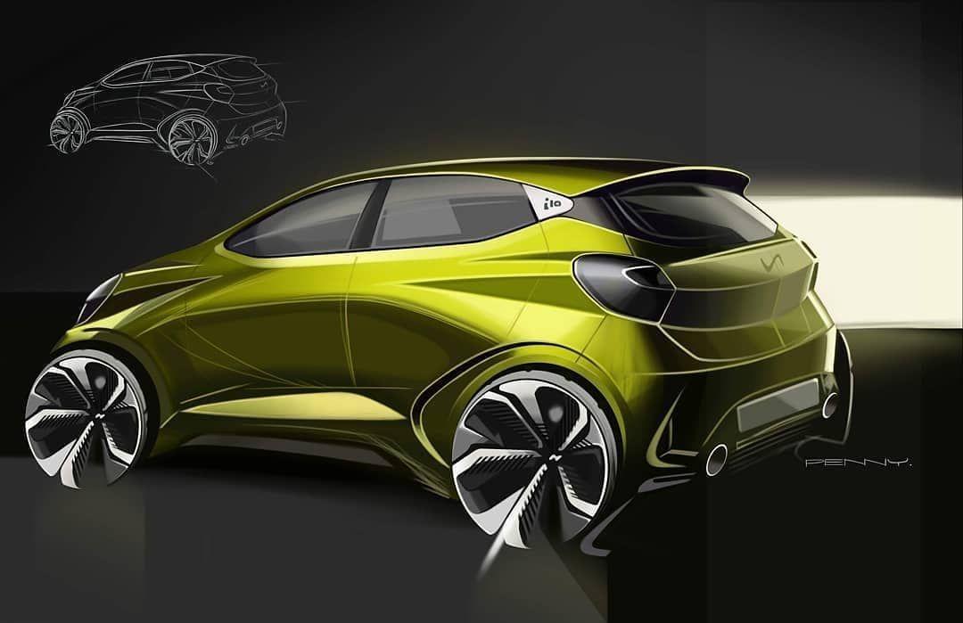 To Design On Instagram 2020 Hyundai Grand I10 Nios By P E