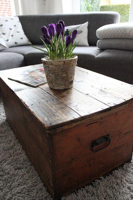 rettung der kiste vor dem sperrm ll home of fr ulein. Black Bedroom Furniture Sets. Home Design Ideas