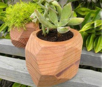 Redwood Planter by 265 design
