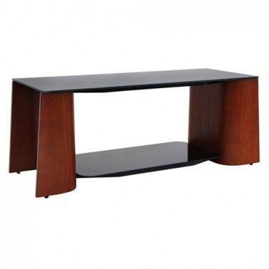 Best Modern Walnut Coffee Table With Smoked Glass Soho Coffee 400 x 300