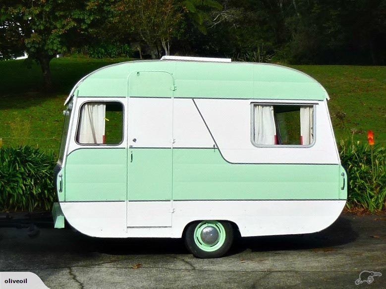 Cute Retro Caravan 10ft Retro Caravan Retro Campers Caravan Makeover