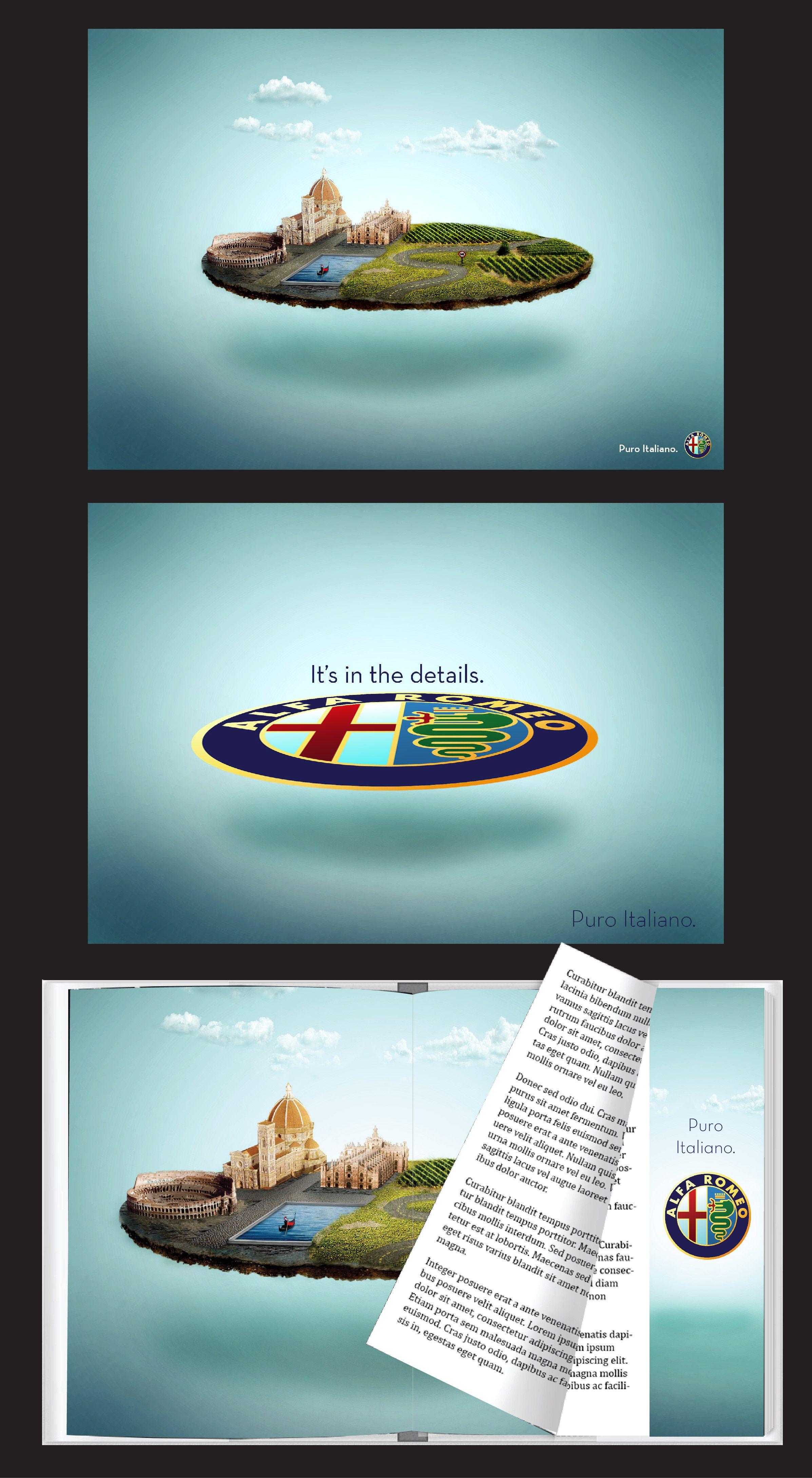 Sheldon s diy miata alignment page - Alfa Romeo Print Ad