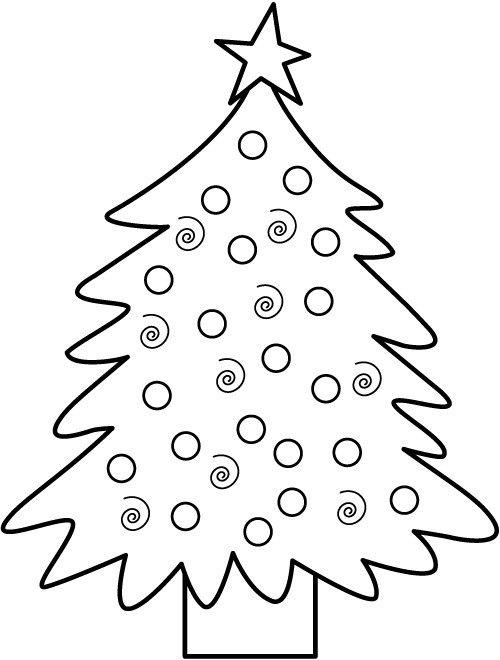 Arvore De Natal Pintar Papai Noel Para Colorir Desenho De