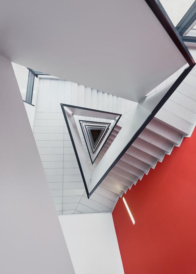 Les sublimes photos darchitecture de Nick Frank ...