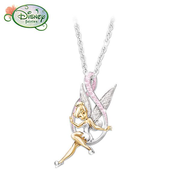 Believe in the cure pendant necklace tinkerbell pinterest cure believe in the cure pendant tinkerbell necklace aloadofball Images