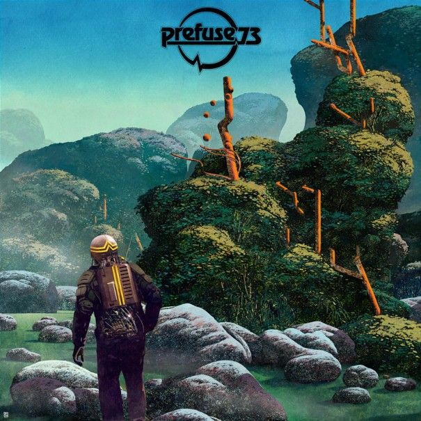 Everything She Touched Turned Ampexian / Prefuse 73