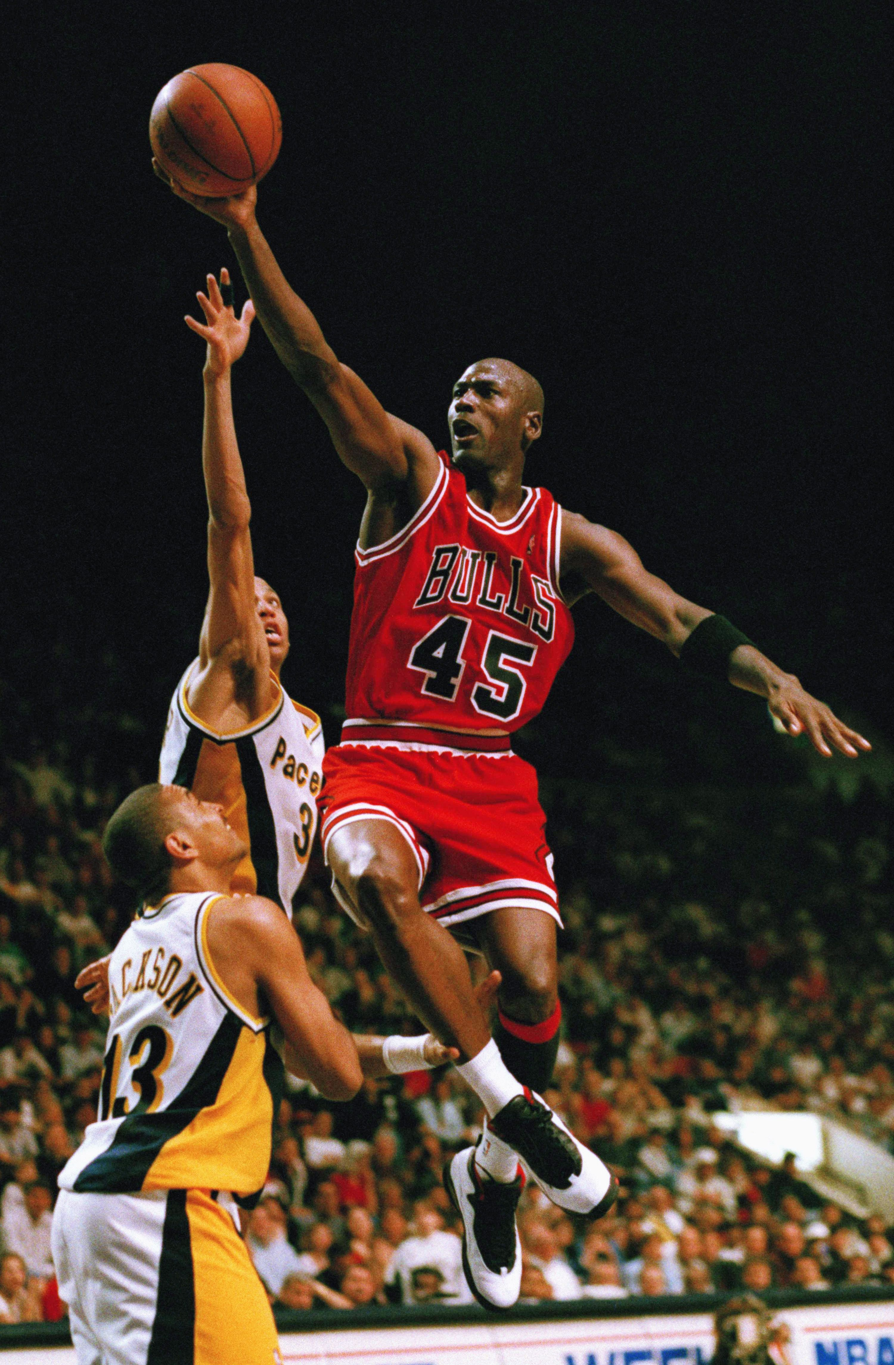 """a biography o michael jordan a nba player Michael jordan ended his playing career 11 years ago, but he is still one  nba  star — """"jerry west: the life and legend of a basketball icon."""