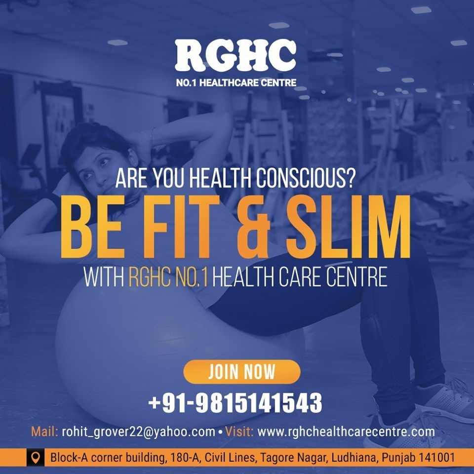 Gym in Ludhiana Health care, Healthcare centers, Gyms