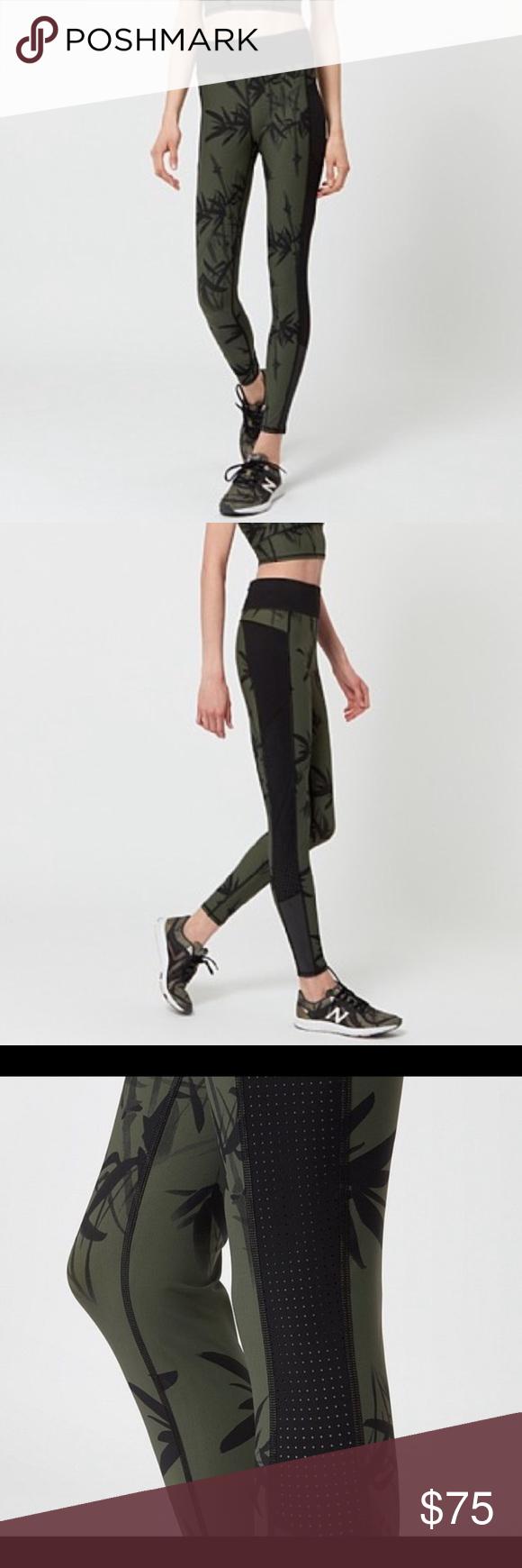 fd387102319ba Sweaty Betty Zero Gravity Run Leggings camo size M Sweaty Betty zero  gravity run leggings size medium
