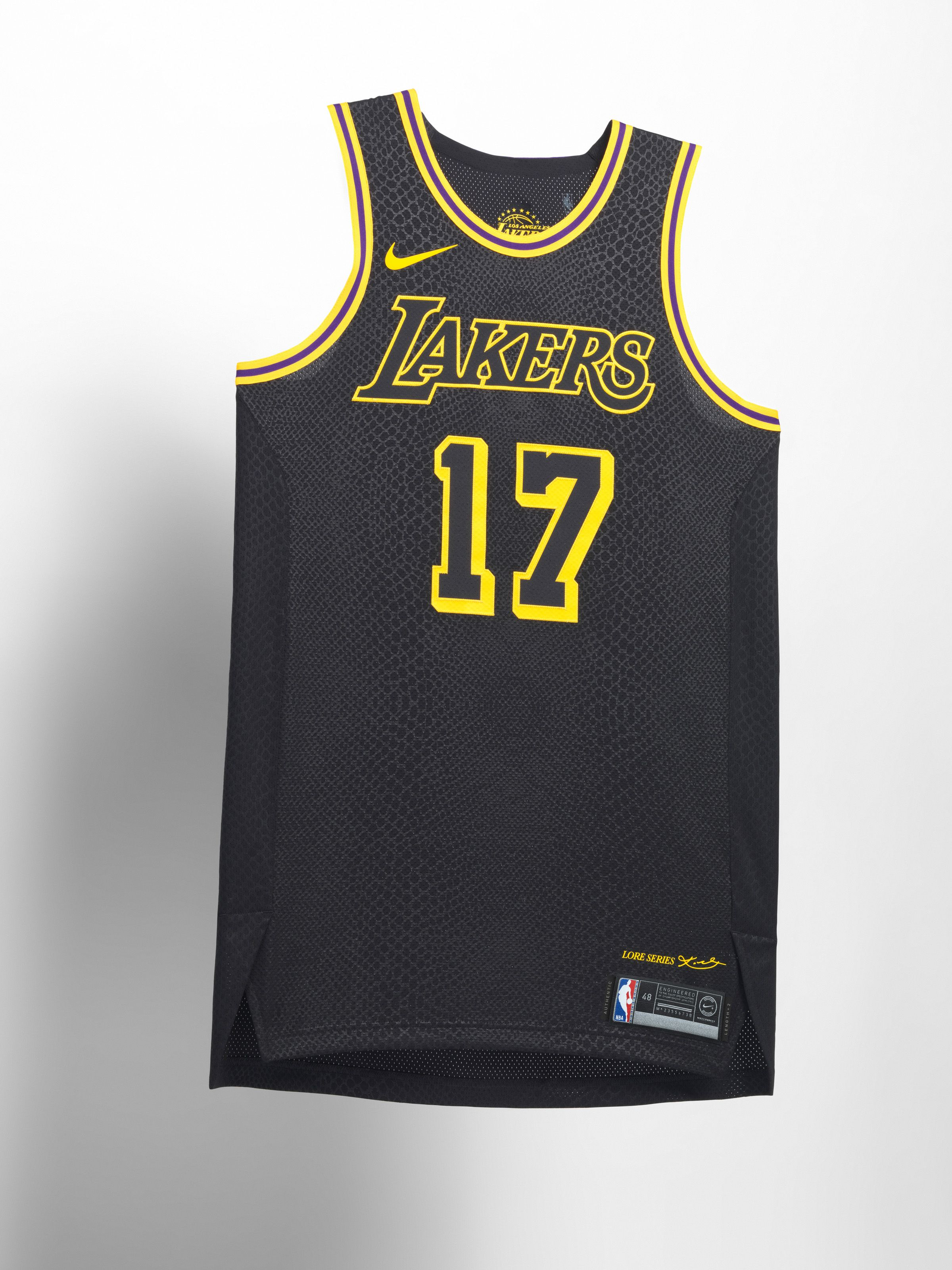 Los Angeles Lakers  18c786570