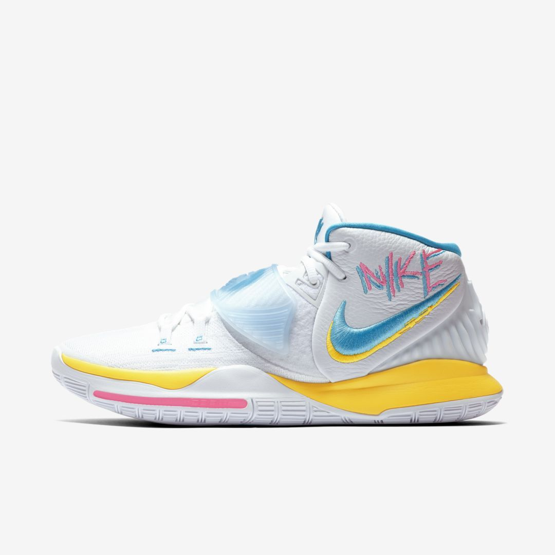 Kyrie 6 Basketball Shoe. Nike.com | Womens basketball shoes ...