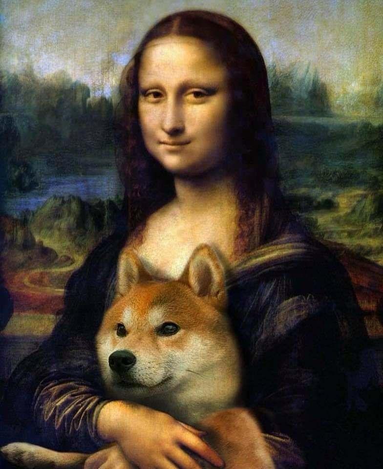 Someone Fixed The Mona Lisa Pics Mona Lisa Mona Lisa Parody Mona