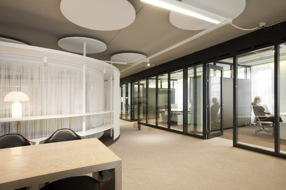 Modren Concept Office Interiors Great For Companies That Want To
