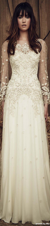 Jenny Packham Bridal 2017 l Ria | YES...I do! | Pinterest | Jenny ...