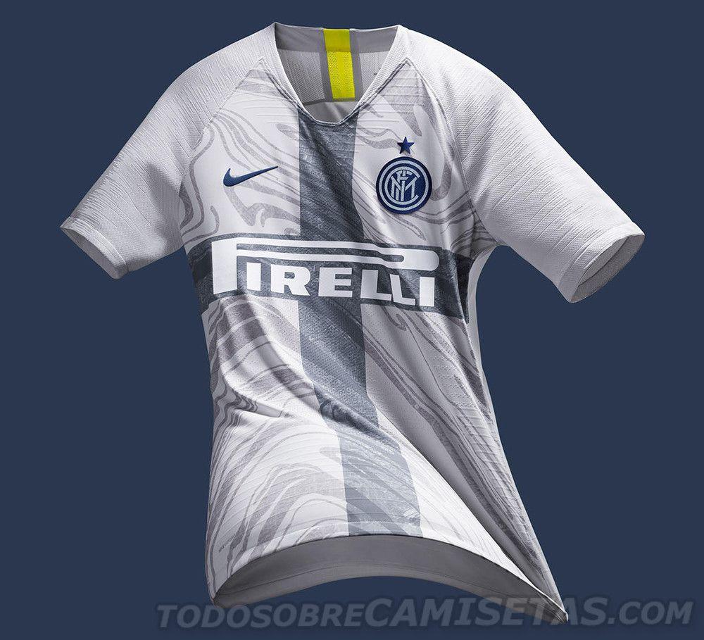 Inter Milan 2018 19 Nike Third Kit | Camisetas deportivas