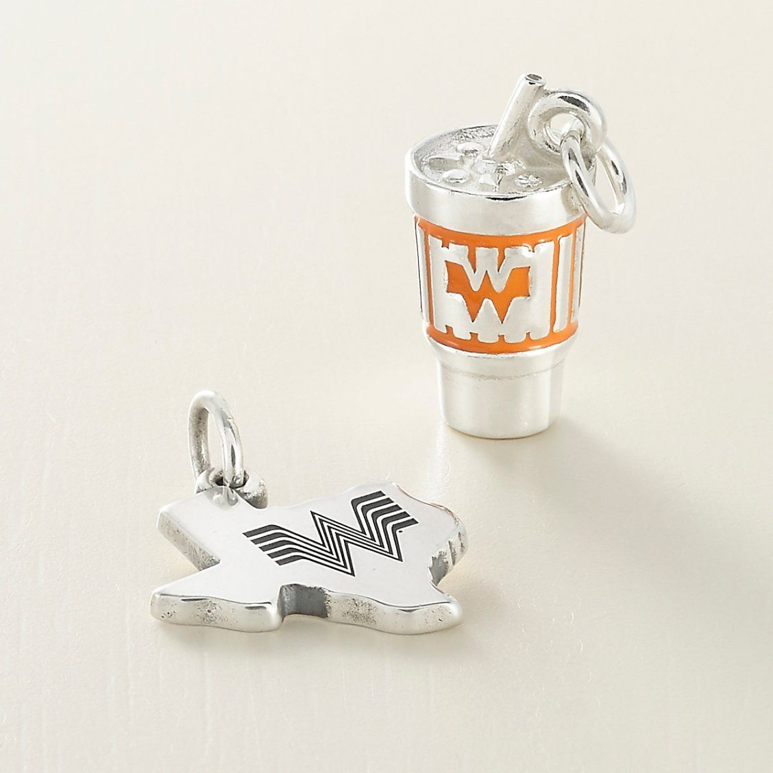 Enamel Whataburger® Cup Charm in 2018 | James Avery jewelery ...
