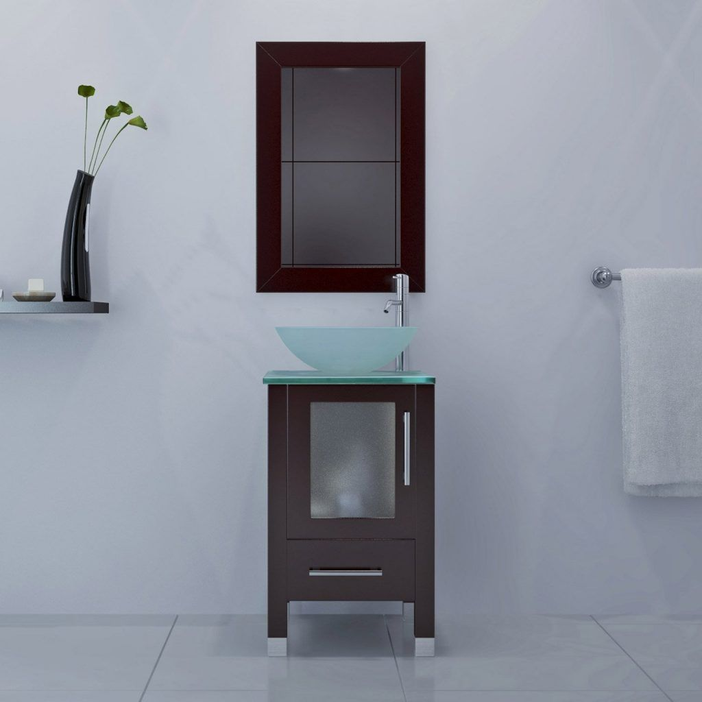 Pin Di 18 Inch Bathroom Vanity