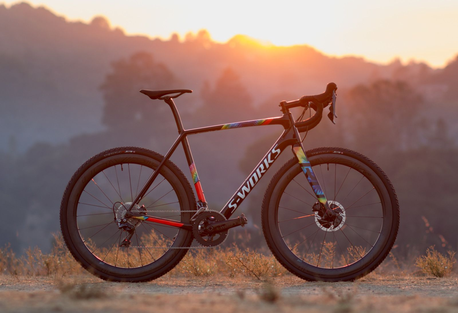 The 2018 Specialized S Works Crux Cyclocross Bike With Shimano