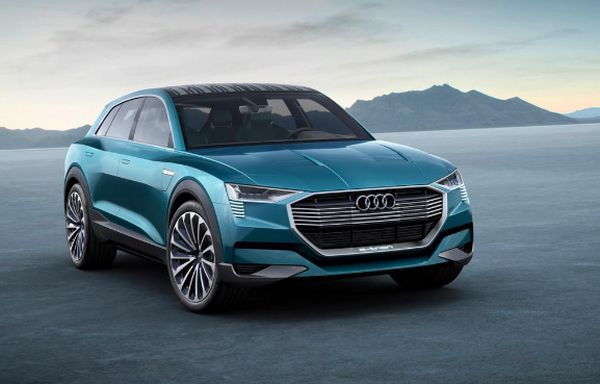 2017 Audi Q6 E Tron Price Release Date Review Battery