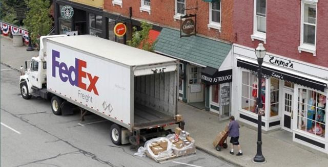 The union said it won an election to represent 113 drivers at - fedex jobs
