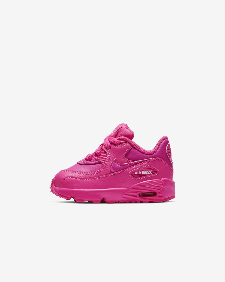 743dd7b57a Air Max 90 Leather Infant/Toddler Shoe | L&C Reveal New 2 | Nike Air ...