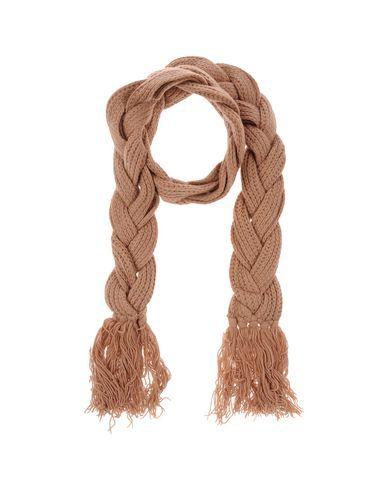 PATRIZIA PEPE LOVE SPORT Women's Oblong scarf Beige -- --