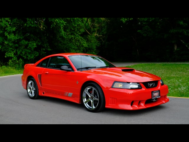 Nice Great 2001 Ford Mustang Saleen S281 2001 Ford Mustang Saleen S281 90404 Miles Red 4 6l V8 Sohc 16v 5 Speed 2001 Ford Mustang Ford Mustang Saleen Mustang