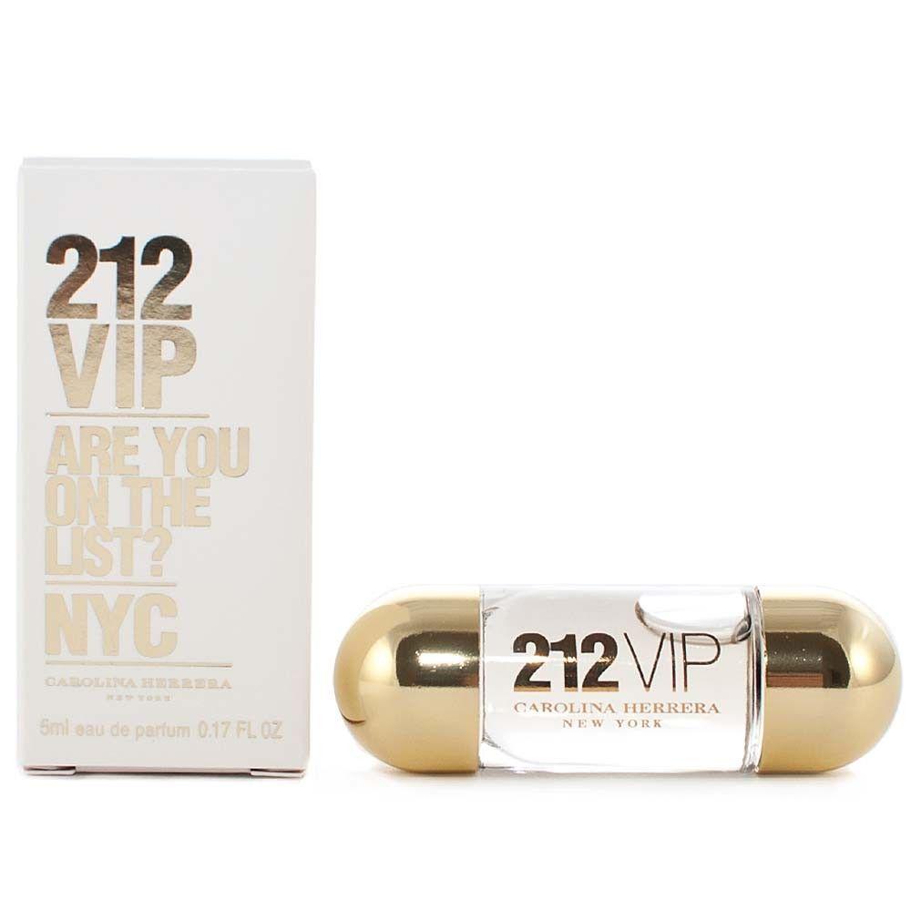 Carolina Herrera 212 VIP Eau de Parfum 5ml Mini Mini