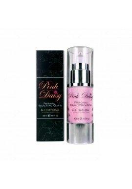 Pink daisy anal bleach