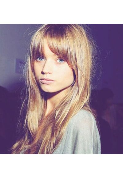 Fringe Inspiration Hair It Is Pinterest Hair Haircuts With
