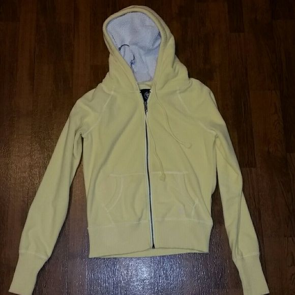Zip up hoodie Fleece lined American Eagle Outfitters Tops Sweatshirts & Hoodies