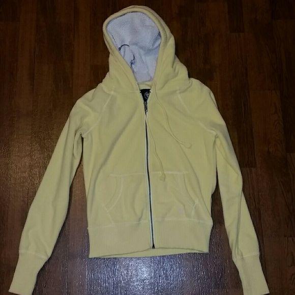 Zip up hoodie Fleece lined American Eagle Outfitters Tops Sweatshirts & Hoodies