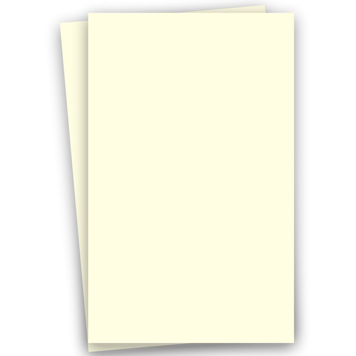Basis Colors 11 X 17 Paper Light Yellow 28 70 Text 200 Pk In 2020 Paper Light Cardstock Paper Yellow Paper